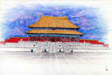 Gugong Palace of Beijing