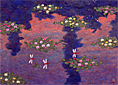 Water lilies-Japonism